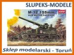 Academy 13268 - M-12 155mm Gun Motor Carriage 1/35