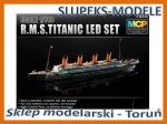 Academy 14220 - R.M.S. TITANIC LED SET 1/700