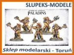 Age of Sigmar - Stormcast Eternals Paladins (96-12)