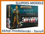 Warhammer Age of Sigmar Paints and Tools (80-17-17)