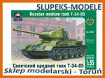 Ark Models 35001 - T-34-85 Russian Medium Tank
