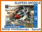 Ark Models 48043 - Yakovlev Yak-7B Russian fighter Ace Arseniy Vorozheykin 1/48