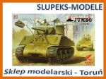 Asuka Model 35-021 - M4A3E2 Sherman JUMBO 1/35