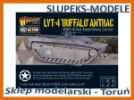 Bolt Action WGB-AI-118 - LVT-4 'Buffalo', Amtrac 1/56 (28mm)