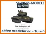 Bolt Action WGB-AI-127 - M26 Pershing Heavy Tank 1/56 (28mm)