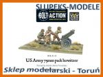 Bolt Action WGB-AI-33 - US Army 75mm pack howitzer 1/56 (28mm)