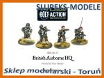 Bolt Action WGB-BA-20 - British Airborne HQ 1/56 (28mm)