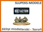 Bolt Action WGB-BI-22 - British Army Vickers MMG Team 1/56 (28mm)
