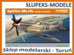 Eduard 8282 - Spitfire Mk.IXc Early version Profipack 1/48