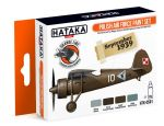 Hataka HTK-CS01 - Polish Air Force Paint Set