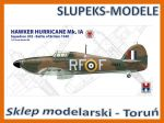 Hobby 72001 - Hawker Hurricane Mk. IA Squadron 303 - Battle of Britain 1940 1/72