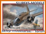 IBG 72511 - PZL.37 A Łoś - Polish Medium Bomber 1/72