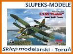 ICM 32010 - WWII Soviet Fighter I-153 Czajka 1/32