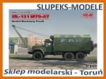 ICM 35520 - ZiL-131 MTO-AT Soviet Recovery Truck - 1/35