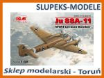ICM 48235 - WW II German Bomber Ju-88A-11 1/48
