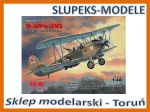 ICM 48252 - U-2 Po-2VS WWII Soviet Night Light Bomber 1/48