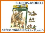 Italeri 15602 - WW II Soviet Infantry - 1/56 (28mm)