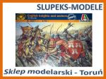 Italeri 6027 - English knights and archers