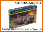 Italeri 6501 - Land Rover SAS Recon vehicle Pink Panther 1/35