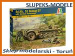 Italeri 6561 - Sd.Kfz. 10 DEMAG D7 with German Paratroops 1/35
