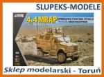KINETIC 61011 - 4x4 MRAP Armoured Fighting Vehicle 1/35
