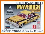 Lindberg 72174 - 1964 Dodge Maverick 1/25