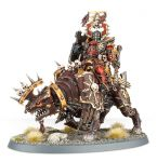 Warhammer 40000 - Lord of Khorne on Juggernaut