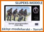 MB 3513 - German Panzer Grenadiers 1/35