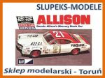 MPC 796 - 1971 Mercury Cyclone NASCAR - Donnie Allison 1/25