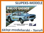 MPC 804 - Ohio George Malco Gasser 67 Mustang (Legends of 1/4 Mile) 1/25