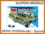 MPC 832 - 1969 Plymouth Barracuda 1/25