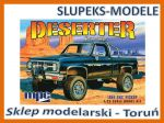 MPC 848 - 1984 GMC Pickup (Black) 1/25