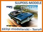 MPC 878 - 1969 Dodge Country Charger R/T 1/25