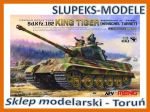 Meng TS-031 - German Heavy Tank Sd.Kfz.182 King Tiger (Henschel Turrent) 1/35