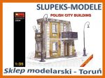 MiniArt 35004 - Polish City Building