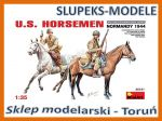 MiniArt 35151 - U.S. HORSEMEN Normandy 1944 1/35