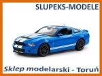 Rastar 49400 - Ford Shelby GT500 - 1:14 RC
