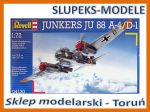 Revell 04130 - JUNKERS JU 88 A-4/D1
