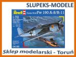 Revell 04165 - Fw 190 A-8/R11