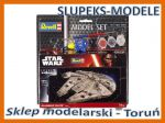 Revell 63600 - Star Wars - Millenium Falcon - Model Set