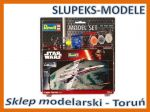 Revell 63601 - Star Wars - X-Wings Fighter - Model Set