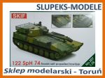 SKIF 207 - Finish Self-propelled howitzer SpH 74