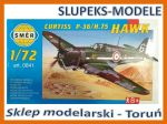 Smer 841 - Curtiss P-36/H.75 HAWK