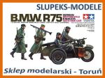 TAMIYA 35016 - BMW R75 with Side Car