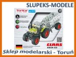 TRONICO 10011 - CLAAS ARION 430 with trailer - 1:32 (700 części)