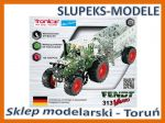 TRONICO 10021 - FENDT 313 VARIO with trailer - 1:32 (759 części)
