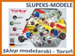 TRONICO 10270 - Racing cars Metal Construction Kit 5w1 (236 części)
