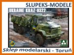 Takom 2022 - Kraz 6322 Late Version
