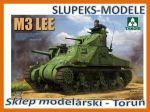 Takom 2085 - US Medium Tank M3 LEE Early