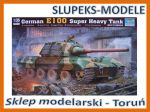 Trumpeter 00384 - German E100 Super Heavy Tank 1/35